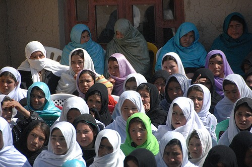 8 March 2010 Womens Day Nili Day Kundi Afghanistan Ralley