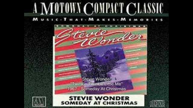 "Underrated Christmas Songs, Day 17: Stevie Wonder, ""Twinkle ..."