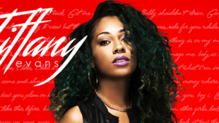 tiffany evans crop