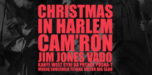 Kanye West Christmas In Harlem.Underrated Christmas Songs 2015 Day 22 Kanye West Christmas In