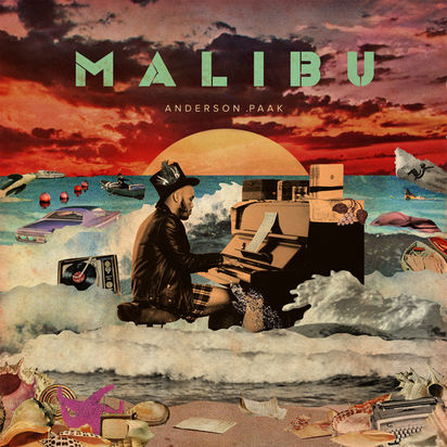 Album review anderson paak malibu soul in stereo paaks sophomore album lp malibu which looks like the type of random insanity that entertains weedheads on cartoon networks adult swim at 2 am its malvernweather Gallery