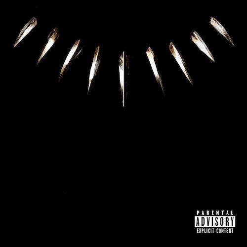black panther the album