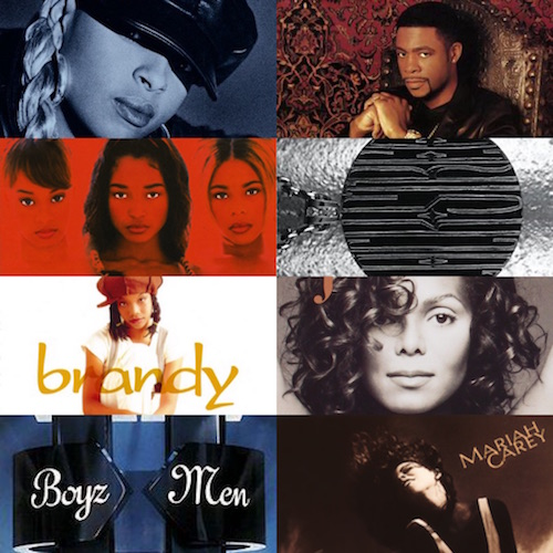 The 100 Best R&B Songs of the 90s, Presented by The Soul In