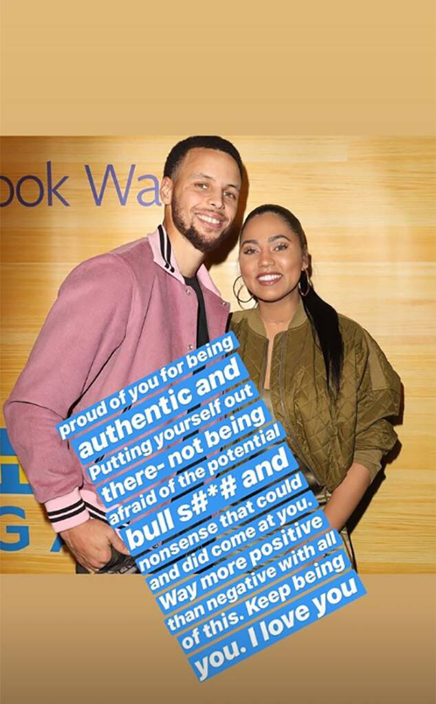 d25ba6ac41b2 Love Letters  Were Ayesha Curry s Comments Disrespectful To Her Marriage